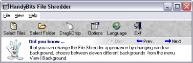 �������� File Shredder